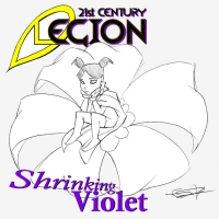21CL Shrinking Violet